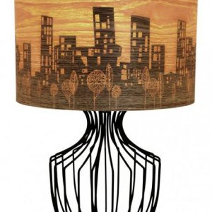 Lamp- Town Table