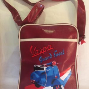 Retro Vespa Bag