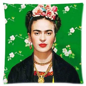 Frida Kahlo Cushion Classic