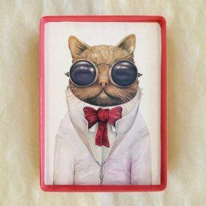 astro cat tray