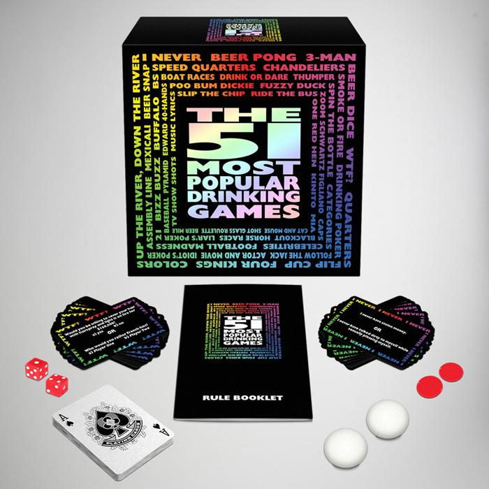 Best Drinking Games Set - available online or in store ...