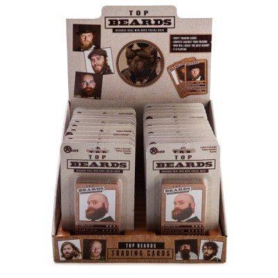 MDI Beard card game