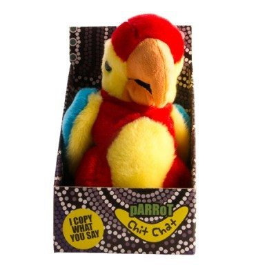 MDI parrot chit chat