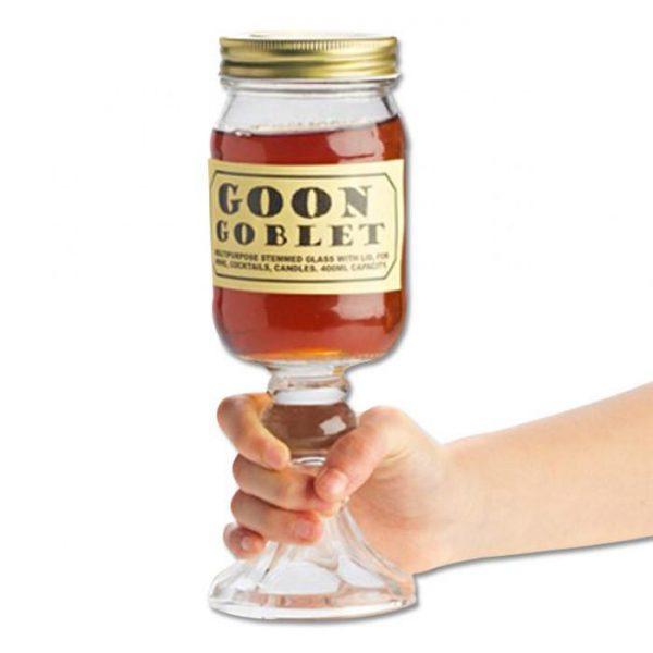 goon wine goblet