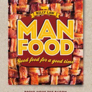 Man Food Cookbook