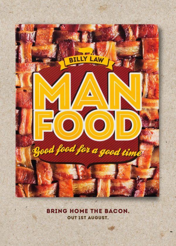 Man Food Cookbook