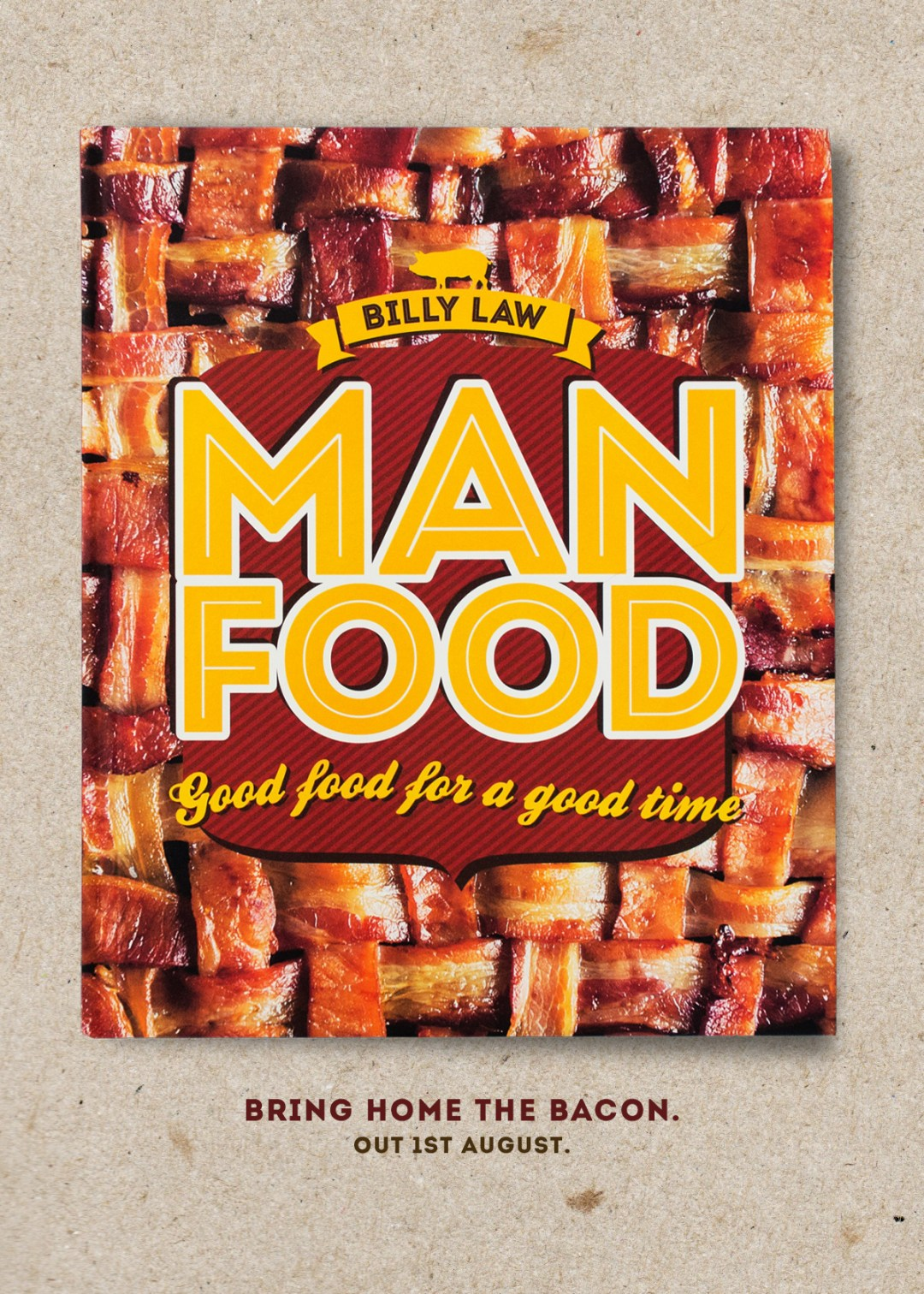 Man food cookbook available locally and from bimbo online man food cookbook forumfinder Image collections