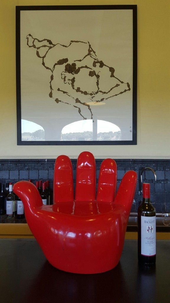 Red Hand Chair From Bimbo Online Best Gift