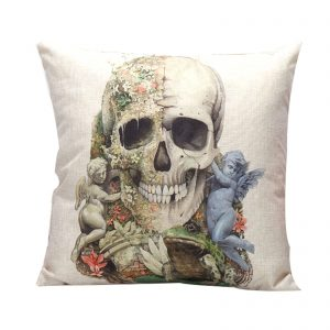Skull Cushion Adelaide