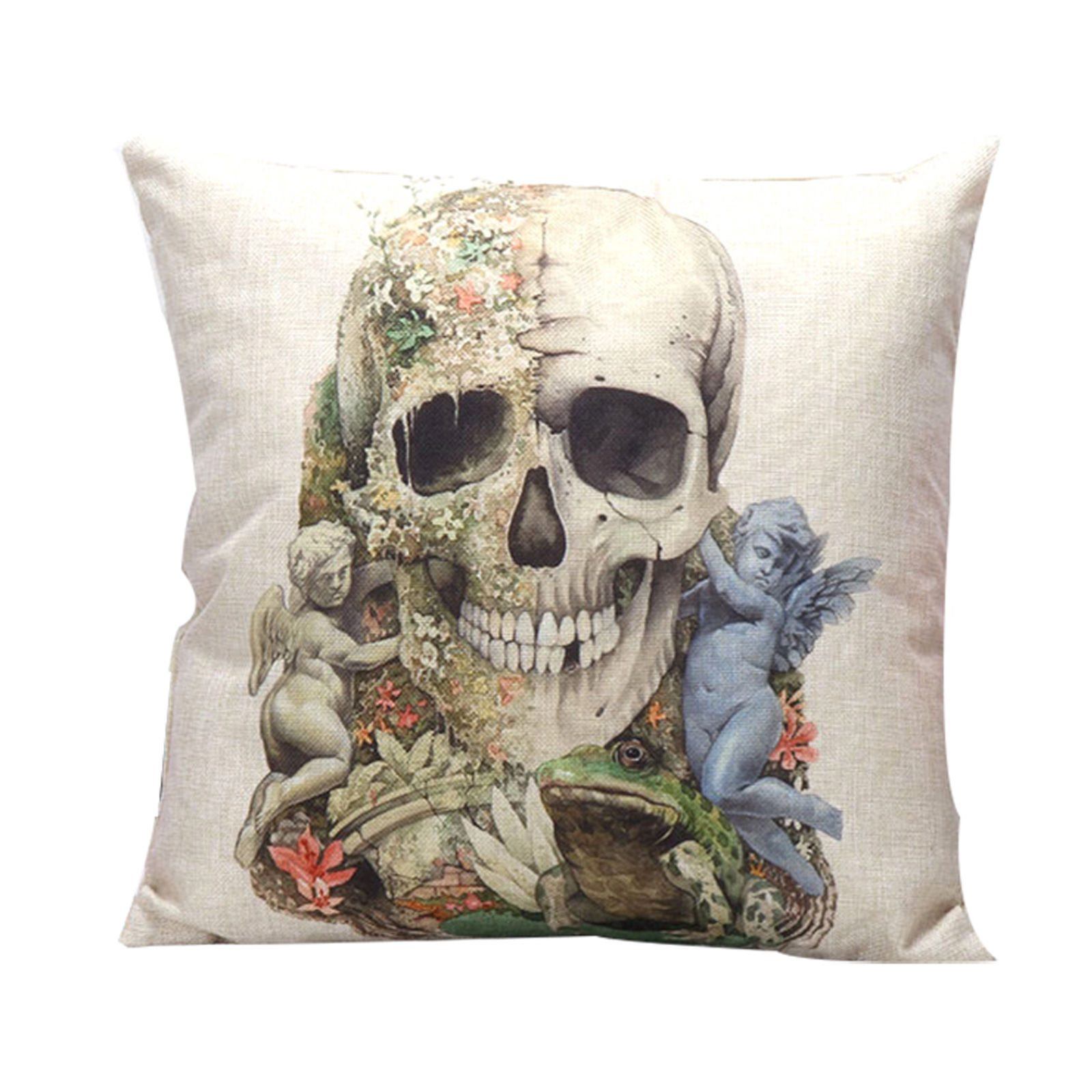 Skull Cushion Adelaide - available from BIMBO ONLINE store.