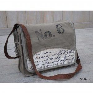 Recycled Handmade Bag - No 6