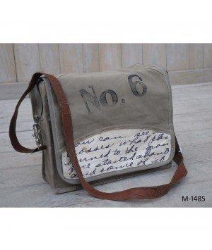 Recycled Handmade Bag - No 6