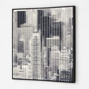 3D Art Cityscape