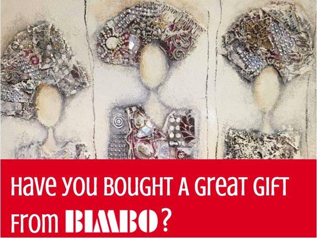 Have You Bought A Great Gift From Bimbo?