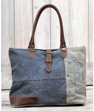 Recycled Handmade Bag