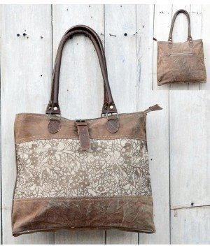 Recycled Handmade Bag - Roma