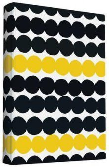 Marimekko small cloth-covered journal Adelaide