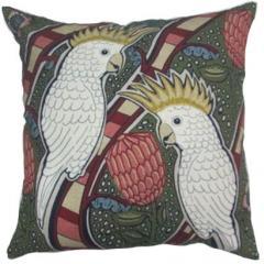 Oshi Cockatoo Cushion
