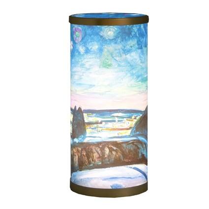 Art Lamp -Munch -Starry Night