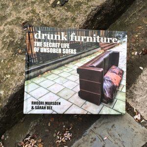 book - drunk furniture