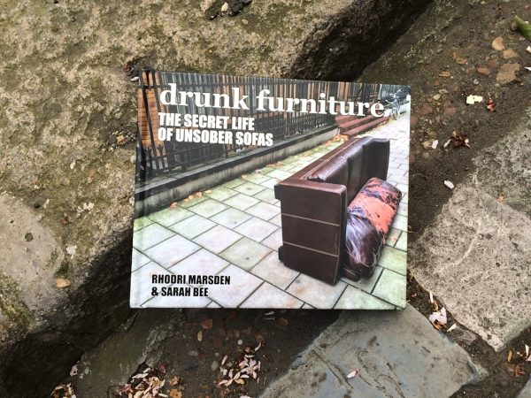book - drunk furniture