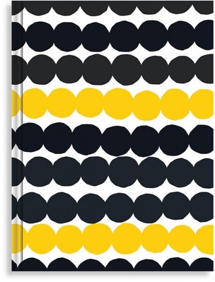 marimekko small cloth covered journal
