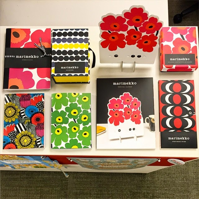 marimekko sticky notes and to dos bimbo online. Black Bedroom Furniture Sets. Home Design Ideas