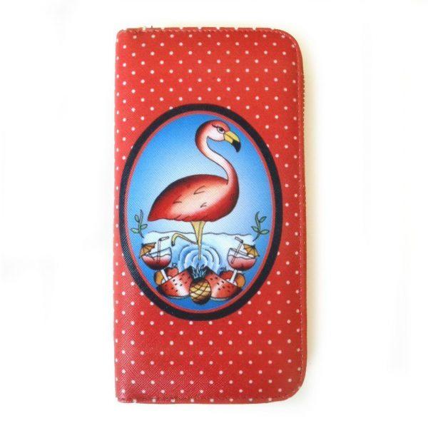 Flamingo Wallet