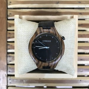 Men's Bamboo Wooden watch - Adelaide