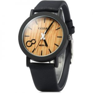 Number 8 Men's Watch - Black