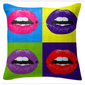 Pop Art Cushions - Adelaide
