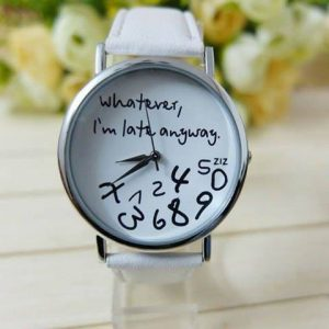 Unisex Watch White