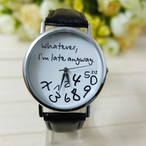 Unisex Watch Black