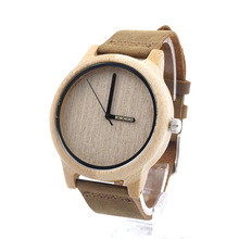 Bamboo Wood Watch Classic