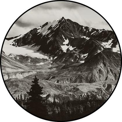Mountain View Wall Art