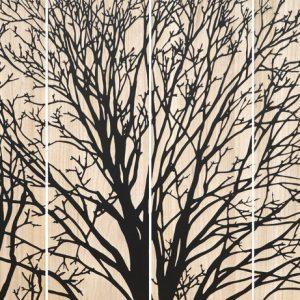 Mango-wood Artwork