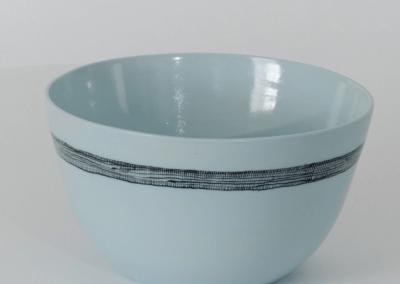 Weave Bowl Blue